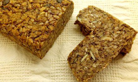 Ψωμί χωρίς Γλουτένη και χωρίς Μαγιά