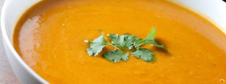 Σούπα από κολοκύθα