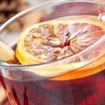 Ζεστός χυμός με μπαχαρικά