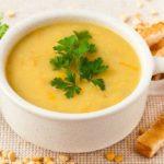 Σούπα με Σέλερι και Καρότα