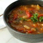 Stew Λαχανικών χειμωνιάτικο