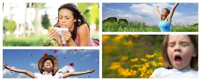Τεστ αλλεργείας