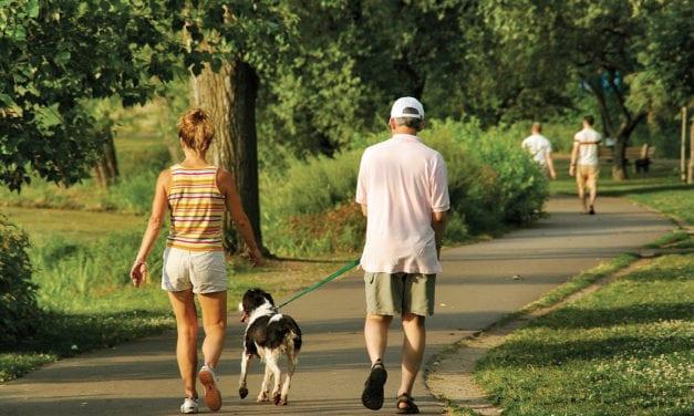 Περπάτημα. Η μέγιστη αξία του στην Ζωή μας.